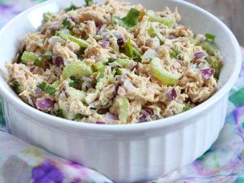 Tuna Salad Recipe Curry