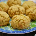 4-ingredient Coconut Flour Biscuits (Gluten-free, Paleo, Low Carb, Keto)