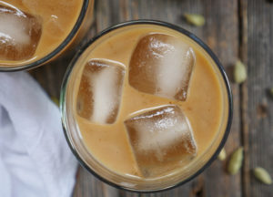Cardamom Iced Coffee (Using Cold Brew)