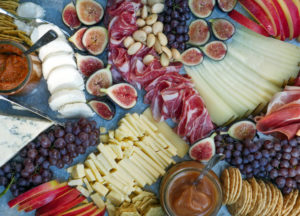 How to Make an Epic Fall Cheese Board