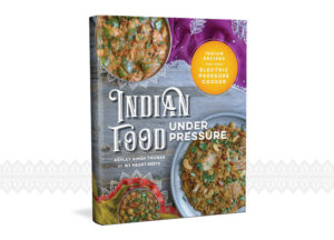 Indian Electric Pressure Cooker Cookbook Announcement!