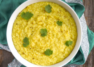 Instant Pot Khichdi (Rice and Lentil Porridge)