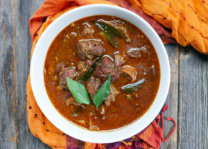 Kerala Goat Curry