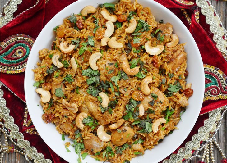 Instant Pot Chicken Biryani My Heart Beets