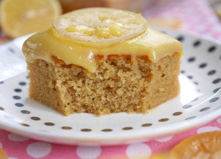Paleo Lemon Cake