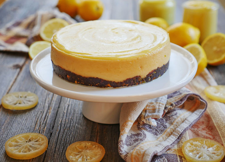 instant pot lemon cheesecake