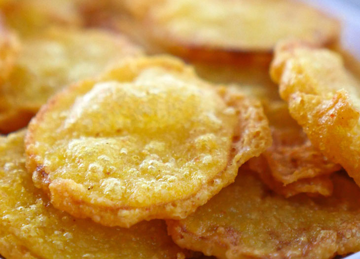 Gluten-free Potato Pakora
