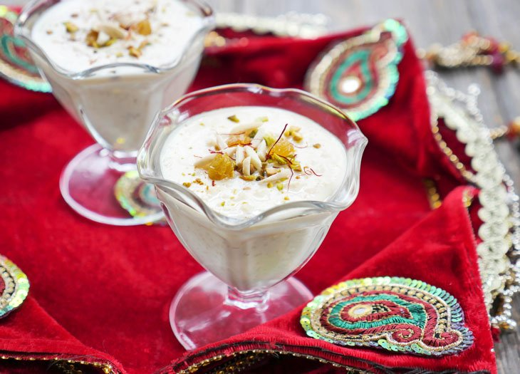 instant pot kheer by ashley of myheartbeets.com