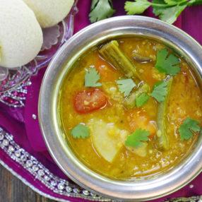 Instant Pot Sambar