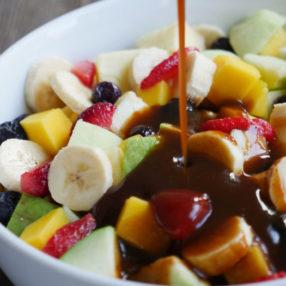 Fruit Chaat - Indian Fruit Salad