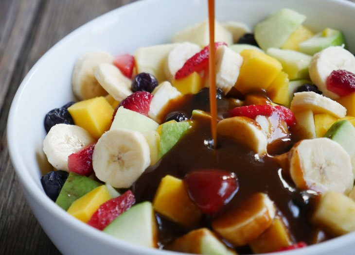 Fruit Chaat - Indian Fruit Salad