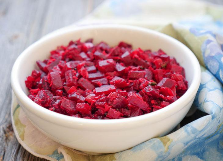 instant pot beet thoran