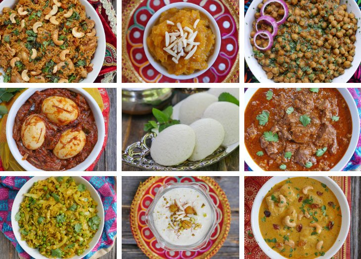 How to Create an Indian Dinner Party Menu + Sample Menus