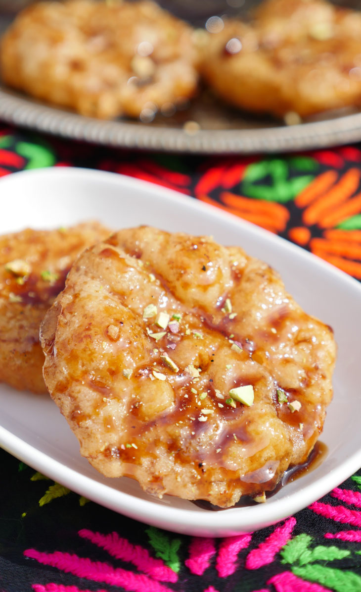 apple jalebi (paleo, gluten-free, vegan)