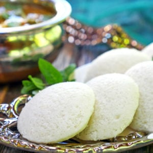Instant Pot Idli Dosa Batter + How to Make Idli in an Instant Pot