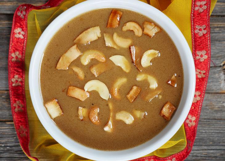 Instant Pot Moong Dal Payasam (Dal ki Kheer)