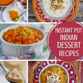 instant pot indian dessert recipes