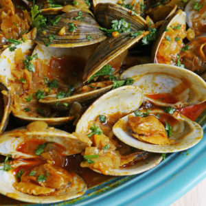 goan clam curry