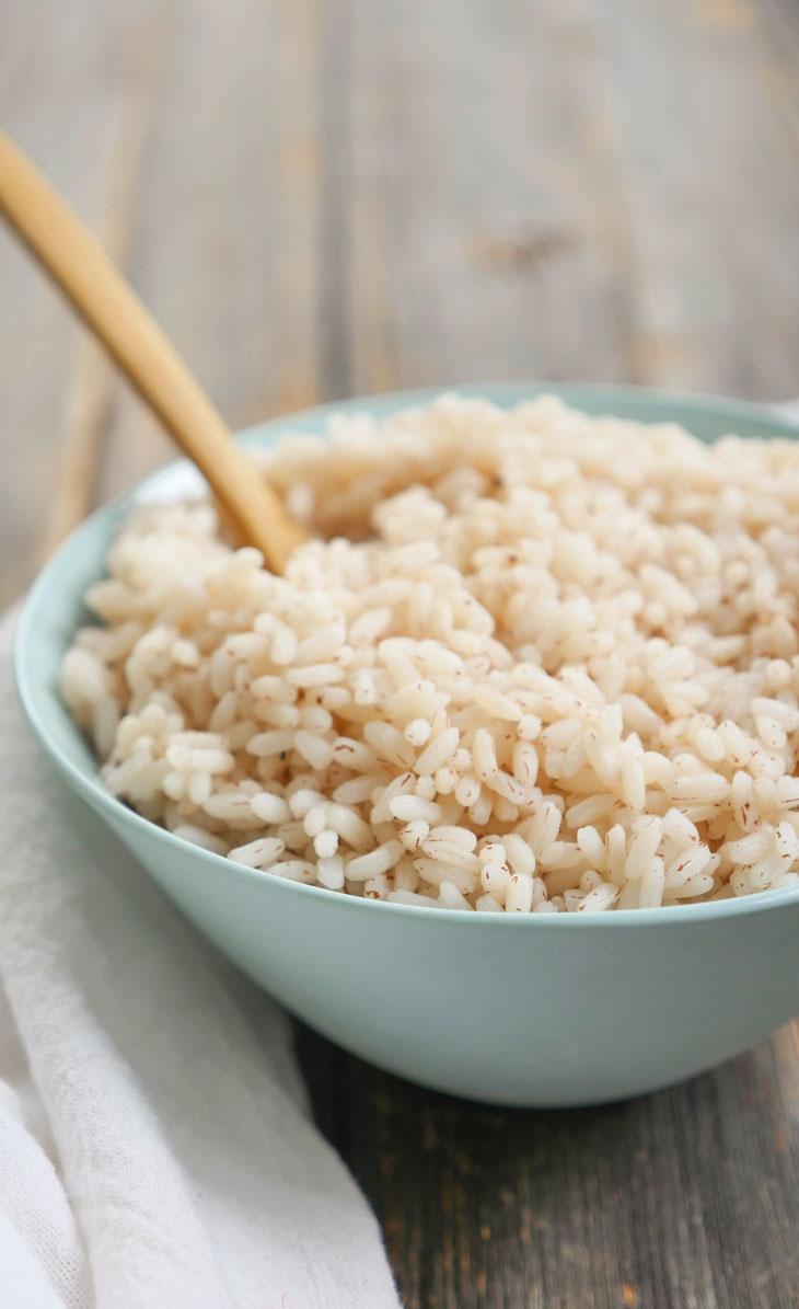 instant pot matta rice