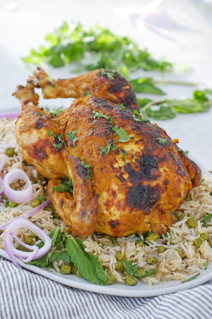 instant pot murgh musallam