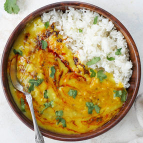 instant pot everyday dal