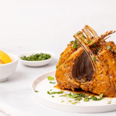 instant pot masala rack of lamb
