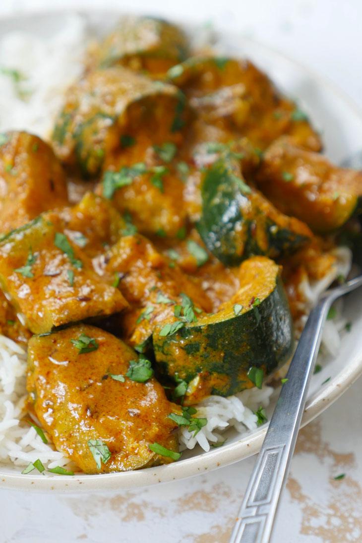 zucchini curry (turai ki sabzi)