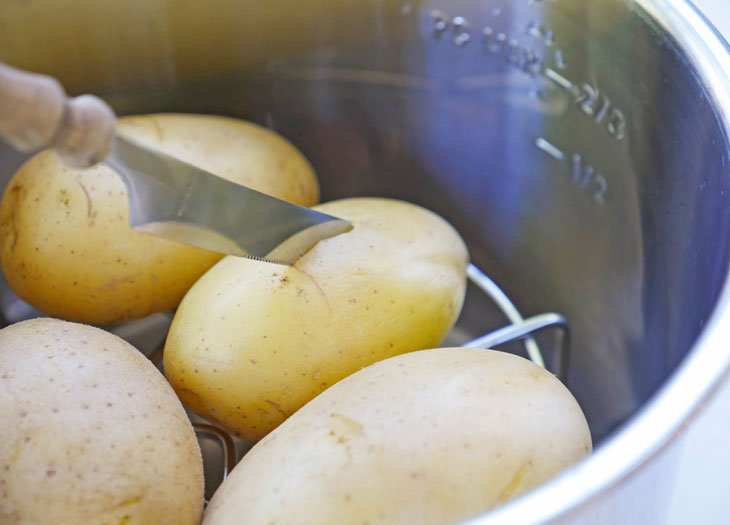 Instant Pot Boiled Potatoes My Heart Beets