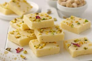 instant pot milk burfi