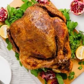 masala turkey