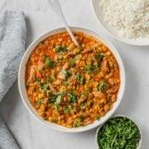 chicken corn curry